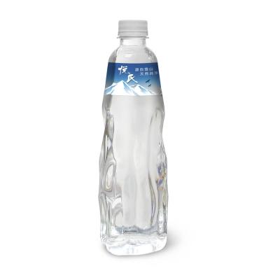 悅氏 My Water水晶瓶(550mlx24瓶)