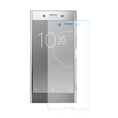 【SHOWHAN】SONY XZ Premium 9H鋼化玻璃貼疏水疏油高清抗指紋