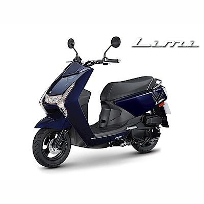 (無卡分期-18期)YAMAHA 山葉機車 Limi 115 率性本色豪華版2018