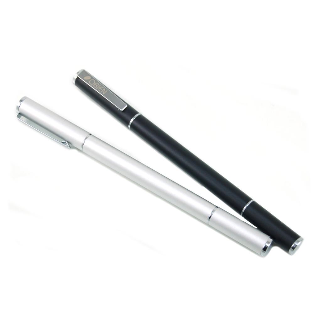 Obien 觸控/書寫二用 台灣製 商用型 德國SCHMIDT筆芯 高感度觸控筆