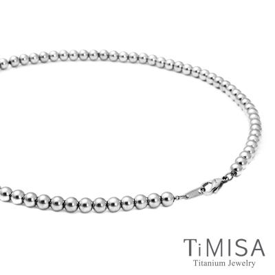 TiMISA 鈦珍珠M 純鈦項鍊