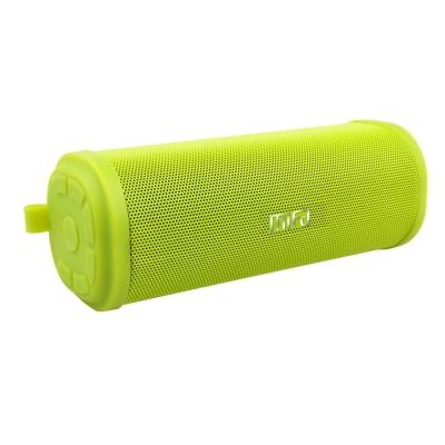 MiFa F5 戶外隨身藍芽MP3喇叭-芥黃