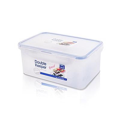 樂扣樂扣 PP微波保鮮盒1.4L/分層