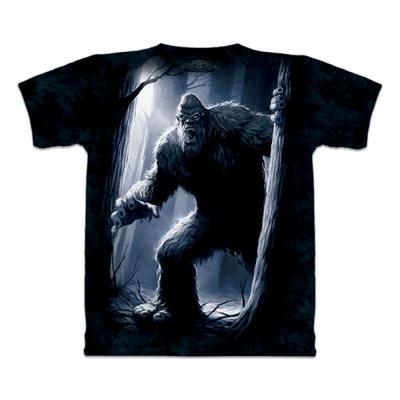 摩達客美國進口The Mountain大怪物純棉短袖T恤