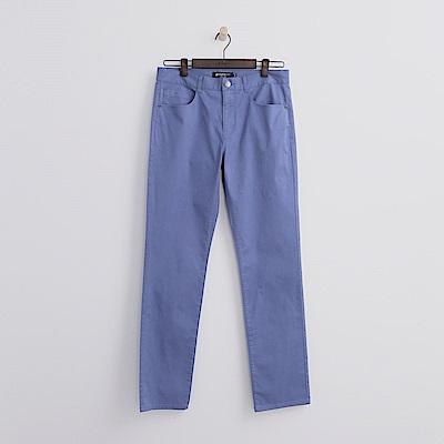 Hang Ten - 男裝 - 多彩修身長褲-藍色