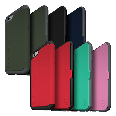 Patchworks iphone 6 /6s  C3磁扣式側掀皮套 (正韓公司...