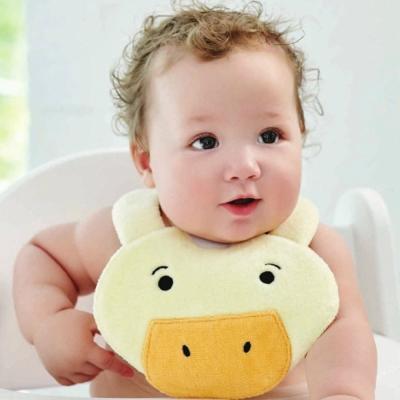 Elegant Baby 小黃鴨款動物造型圍兜