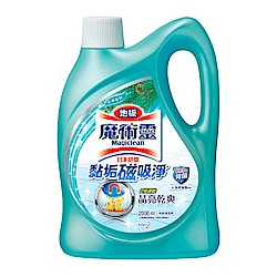 魔術靈 地板清潔劑忘憂松林 (2000ml)