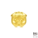 點睛品 Charme 文化祝福 小豬撲滿 黃金串珠