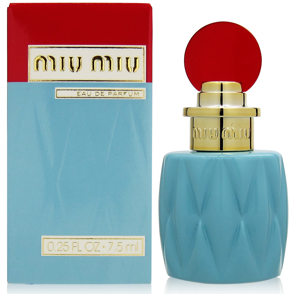 miu miu 女性淡香精7.5ml product image 1