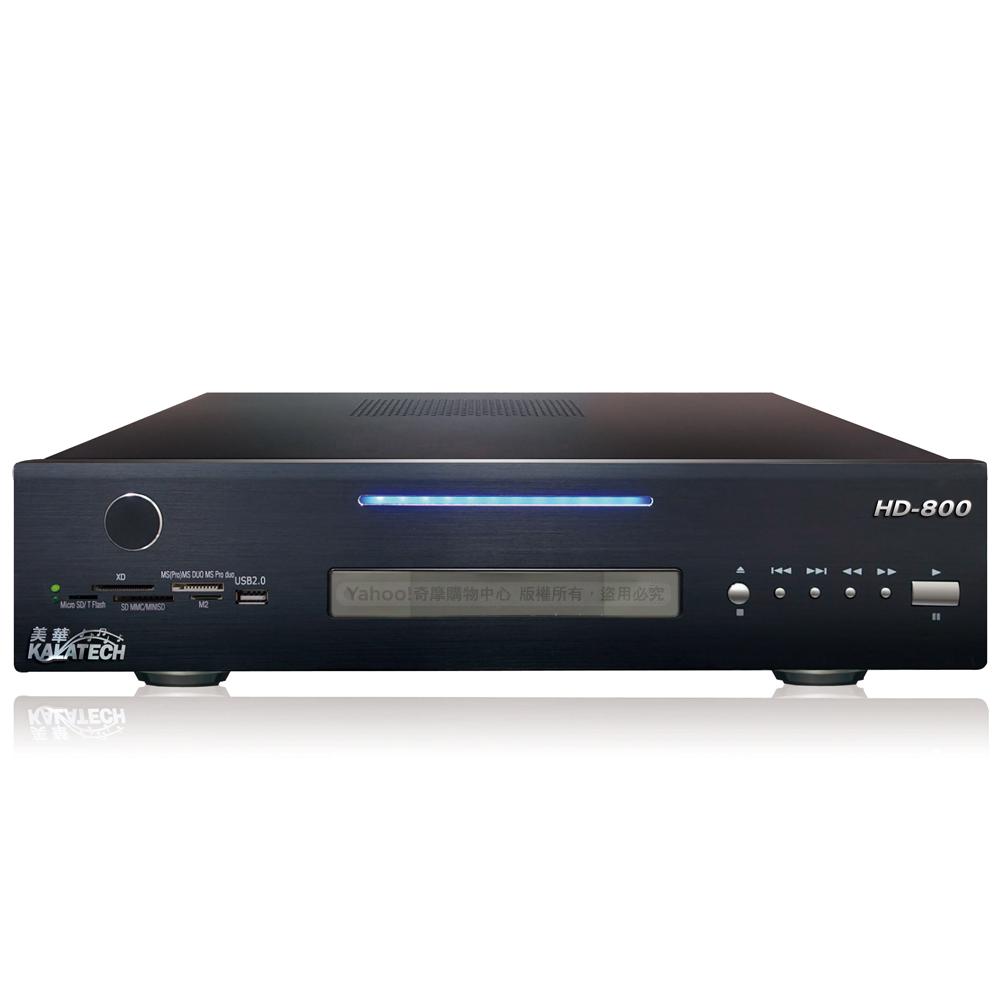 美華 Kalatech HD-800 點歌機(伴唱機)