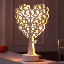 【鹿燈】北歐風格創意燈飾-愛心