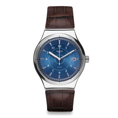 Swatch 51號星球機械錶 SISTEM FLY 衛星守護手錶