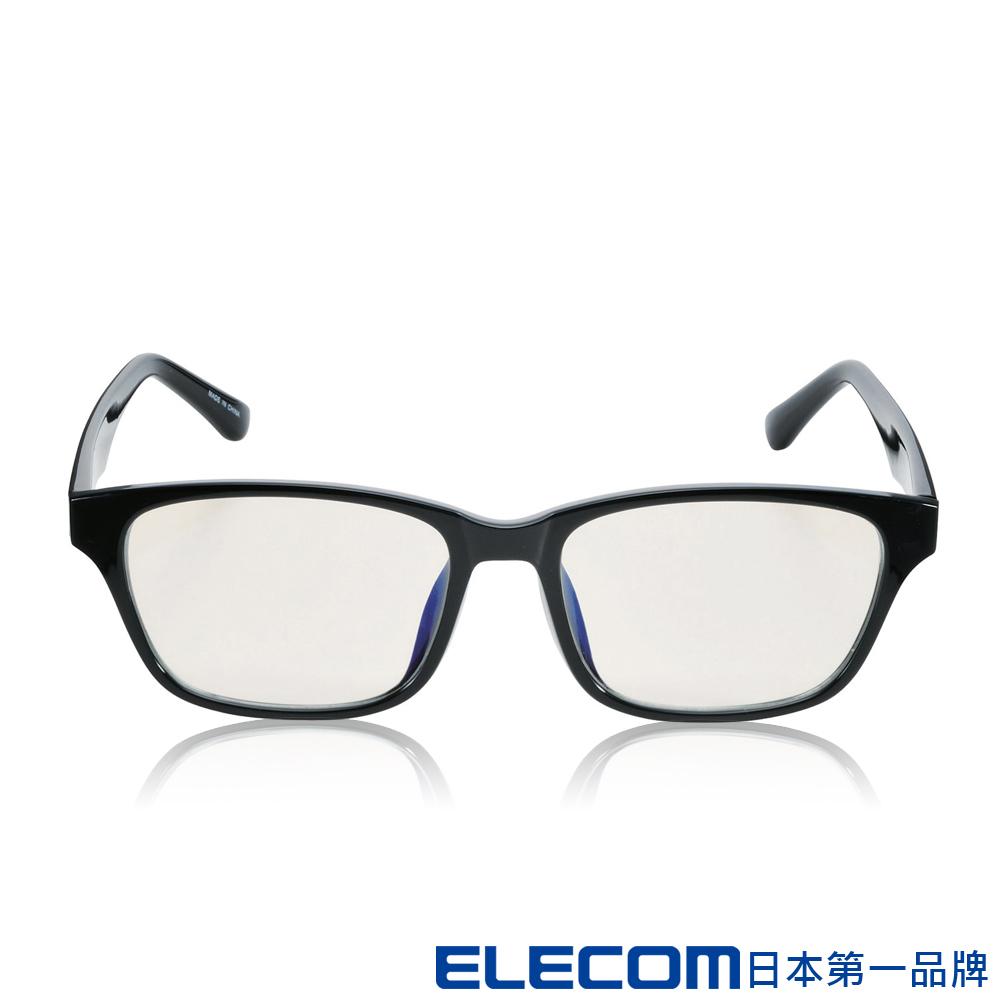 ELECOM 抗藍光眼鏡 OG-ABLC08 -經典復古