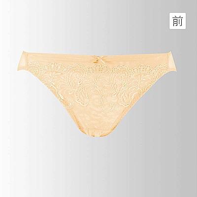 黛安芬-逆齡Bra M-EL低腰內褲(奶茶膚)