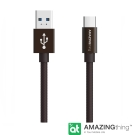AmazingThing USB Type C 快速充電傳輸線(2M)