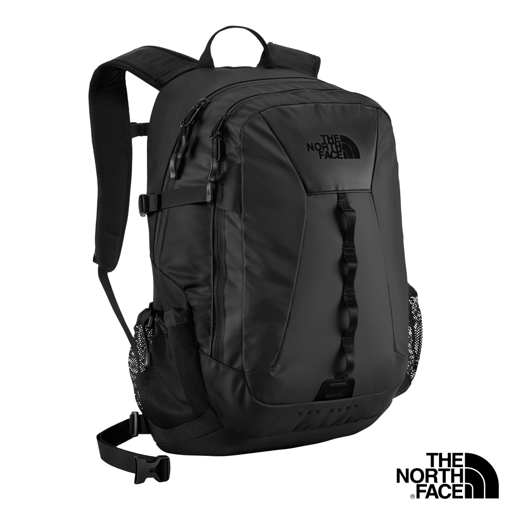 THE NORTH FACE BASE CAMP HOT SHOT 風格雙肩背包  黑