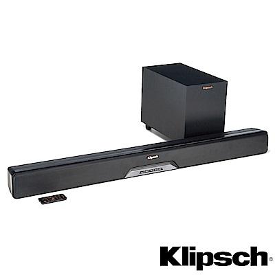【美國Klipsch】 2 . 1 聲道單件式環繞SoundBar RSB- 6