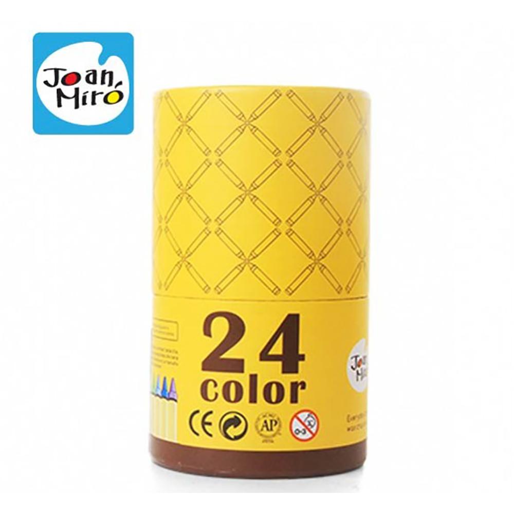 西班牙 JOANMIRO 可水洗蠟筆 24色