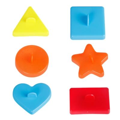 幾何圖形組 TUMBLING SAND 翻滾動力沙玩沙模具
