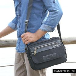 Fanste_梵仕特 側背包-都會雅風多功能-5198