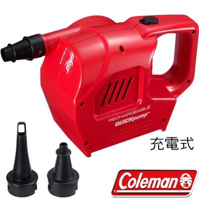 Coleman CM-23137 Quickpump充電式幫浦/打氣機