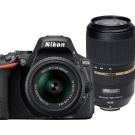 Nikon D5500+18-55mm VR+Tamron A005 雙鏡組*(平輸中文)