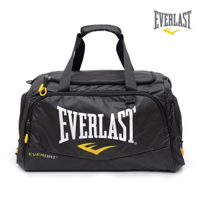 EVERLAST 拳擊 品牌~休閒旅行包~黑