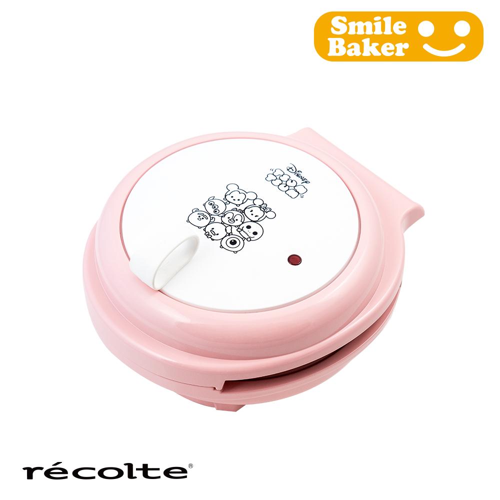 recolte微笑鬆餅機-Disney Tsum Tsum系列 RSM-1(TS)