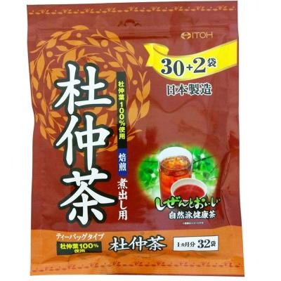 日本ITOH德用 杜仲茶3入(3g*32小包/入)