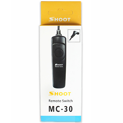 SHOOT MC-30電子快門線