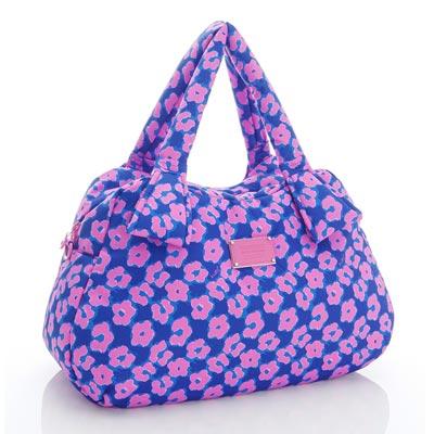 VOVAROVA空氣包-輕旅行兩用包-粉紫棉花糖