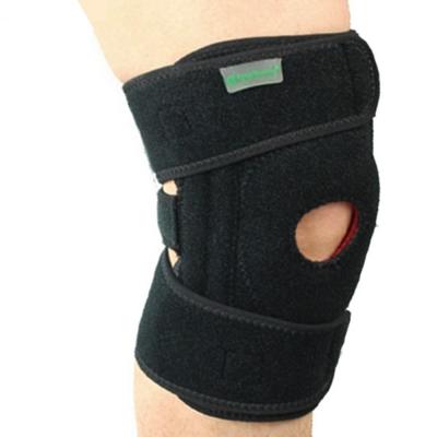 PUSH! 運動戶外休閒用品 依據運動種類之不同,可調節彈簧設計的護膝