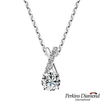 PERKINS 伯金仕 X Series 0.20克拉鑽石項鍊