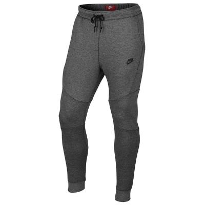 Nike 長褲 NSW Tech Fleece 男 灰 黑
