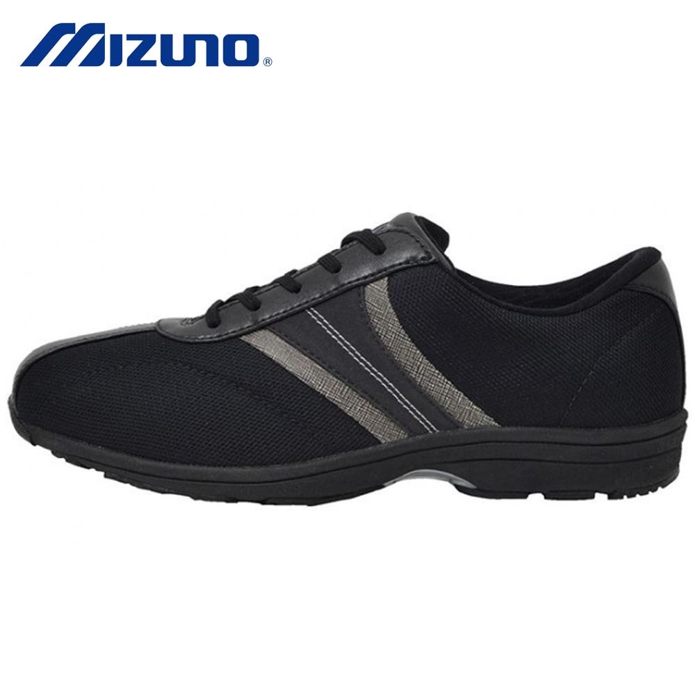 Mizuno 美津濃 LS801 寬楦 女健走鞋 B1GF183109