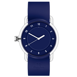 TID Watches No.3 TID-N3-TR90-BL/38mm