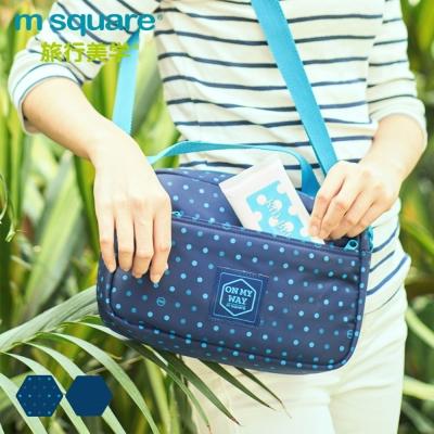 m square美途系列Ⅱ單肩拉鍊包