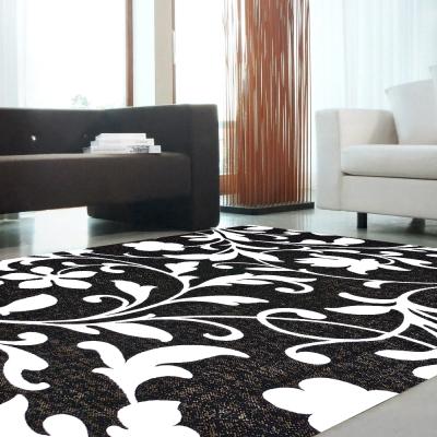 Ambience 比利時Palmas 絲光地毯 -花蔓 (140x200cm)