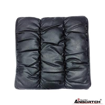 安伯特 時尚奢華系列-時尚方型沙發墊(尊爵黑)高科技太空棉 透氣 耐磨-快