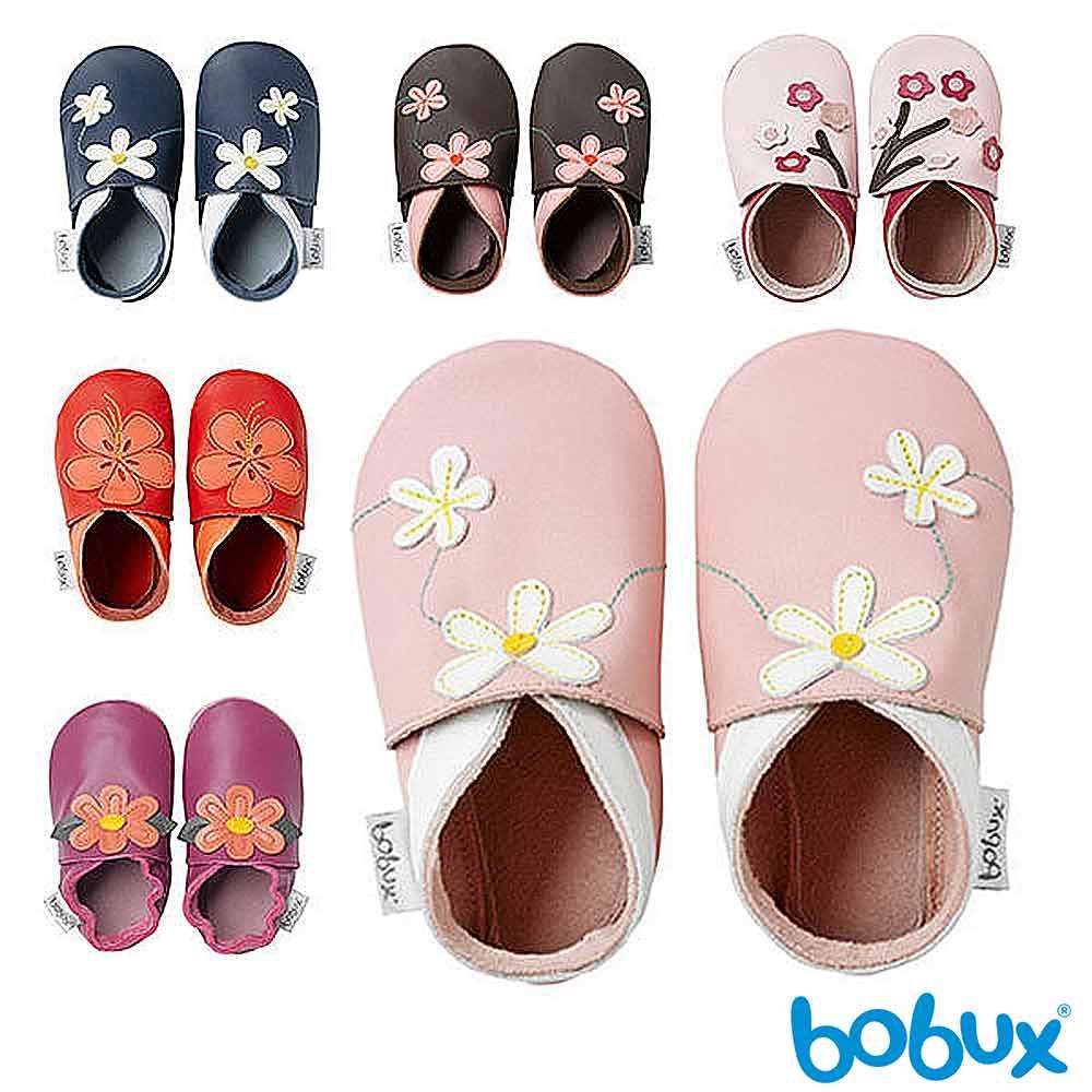 Bobux 紐西蘭 Soft Sole童鞋學步鞋 花朵系列