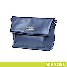 MIRYOKU / 個性摺疊手拿2WAY包(共3色)
