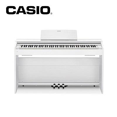 CASIO PX870 WH 88鍵電鋼琴 典雅白色款