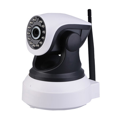 宇晨I-Family HD720P百萬畫素-千里眼無線遠端遙控攝影機