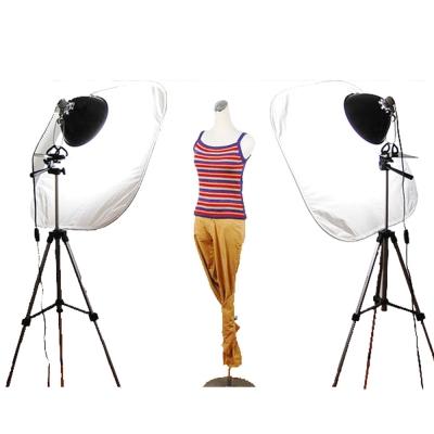 digiXtudio柔光板攝影棚半身模特兒[豪華型]套組