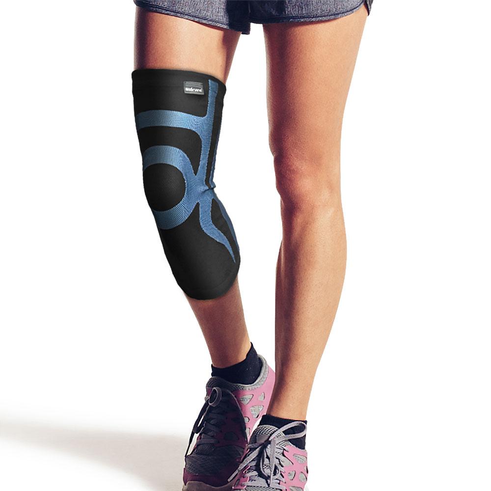 BodyVine巴迪蔓 超肌感貼紮護膝 (1入)-強效加壓