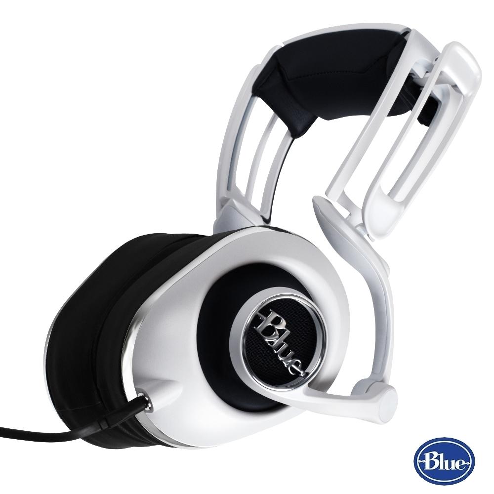 美國BLUE LOLA全音域耳罩式耳機 霧白色