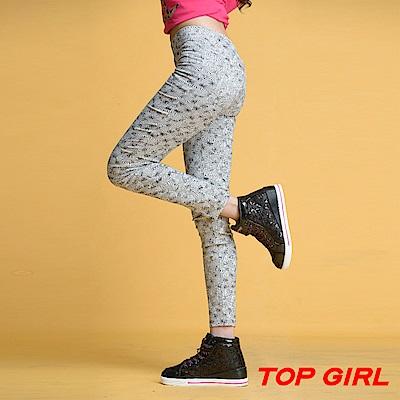 【TOPGIRL】內搭九分褲-共四色