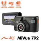 Mio MiVue 792 SONY星光級感光元件 WIFI GPS行車記錄器-急速配