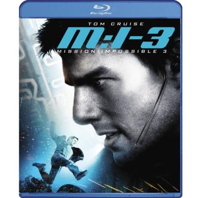 不可能的任務3 Mission  Impossible 3  藍光 BD